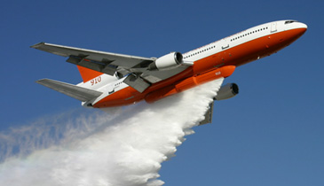DC-10-10/30 Aerial Fire Fighter